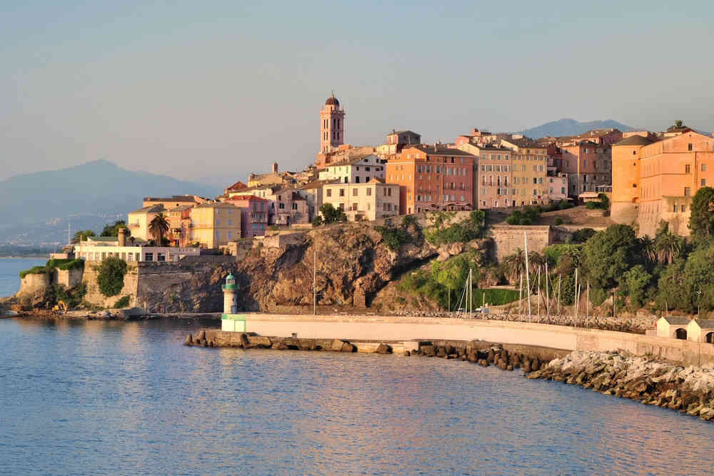circuit moto corse Bastia